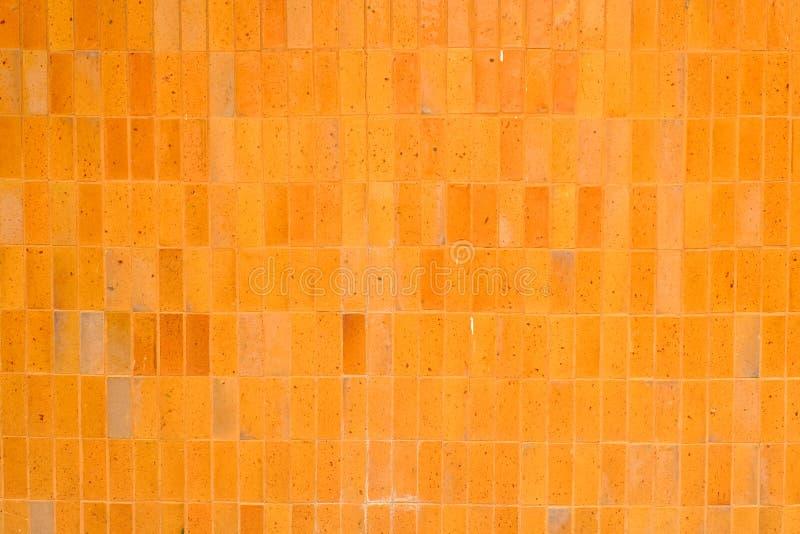 Оранжевая стена стоковая фотография