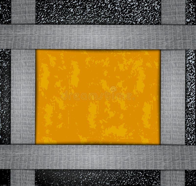 Download Оранжевая текстура карточки на предпосылке металла Иллюстрация штока - иллюстрации насчитывающей concept, самомоднейше: 41661893
