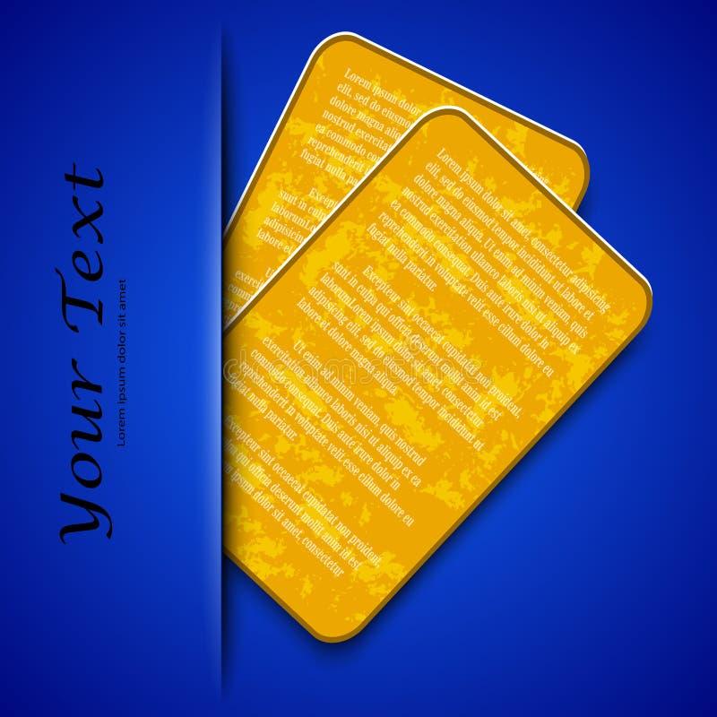 Download Оранжевая текстура карточки на предпосылке Иллюстрация штока - иллюстрации насчитывающей самомоднейше, скоросшиватель: 41662268