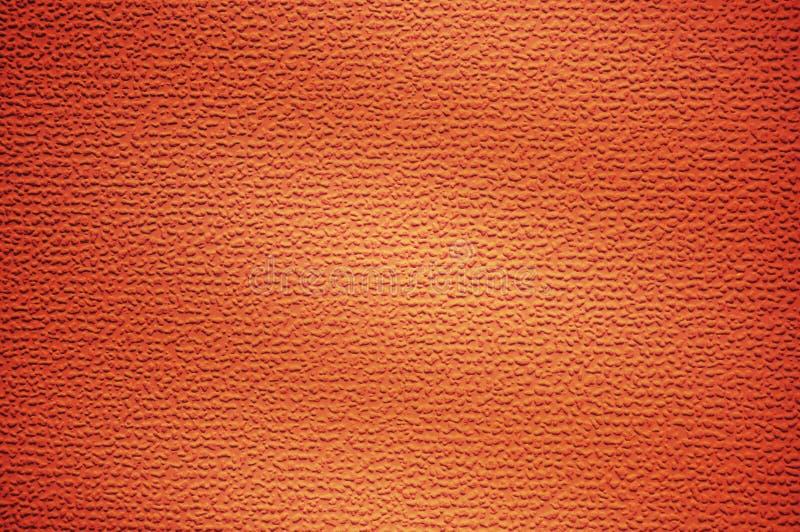 Оранжевая grungy бумага стоковые изображения