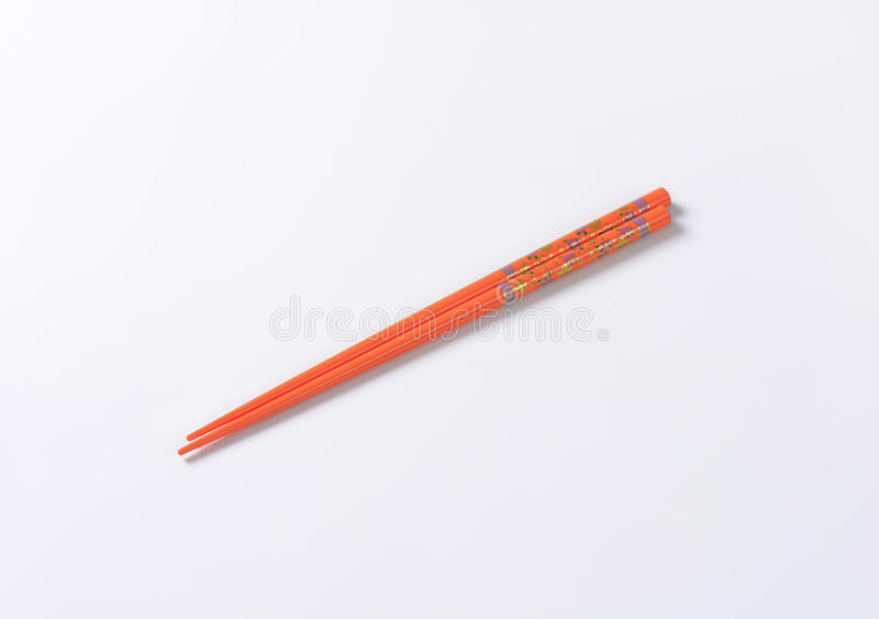 Оранжевые палочки стоковое изображение rf