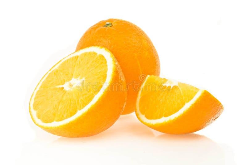 Оранжевый плодоовощ стоковые изображения rf