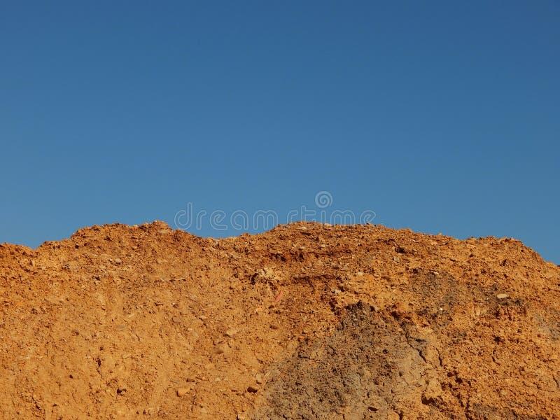 Орандж и синь стоковое изображение