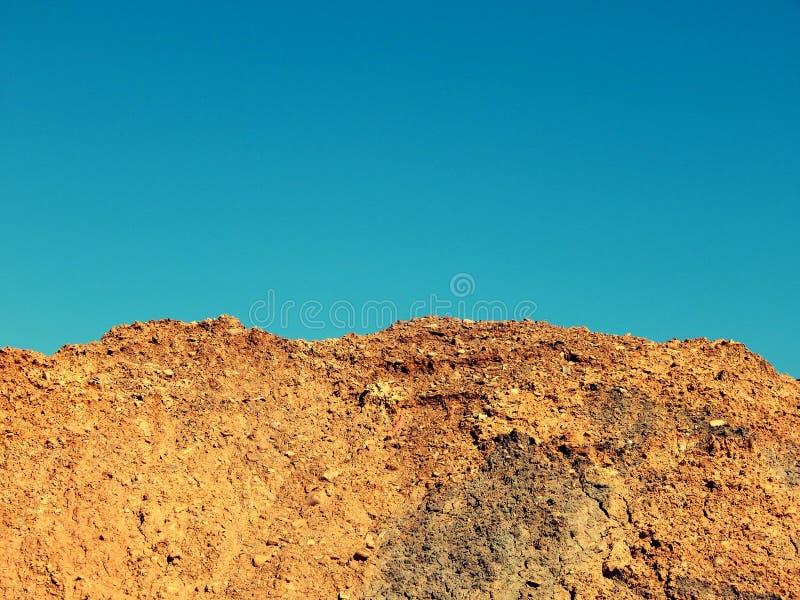 Орандж и синь стоковые фотографии rf