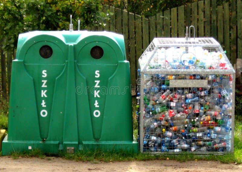 Организация сбора и удаления отходов стоковая фотография rf