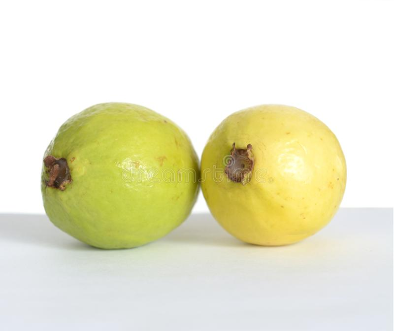 Органические guavas стоковая фотография