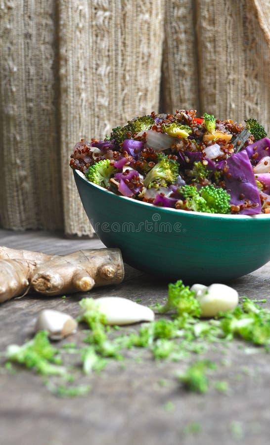 Органический салат пеньки стоковые фотографии rf