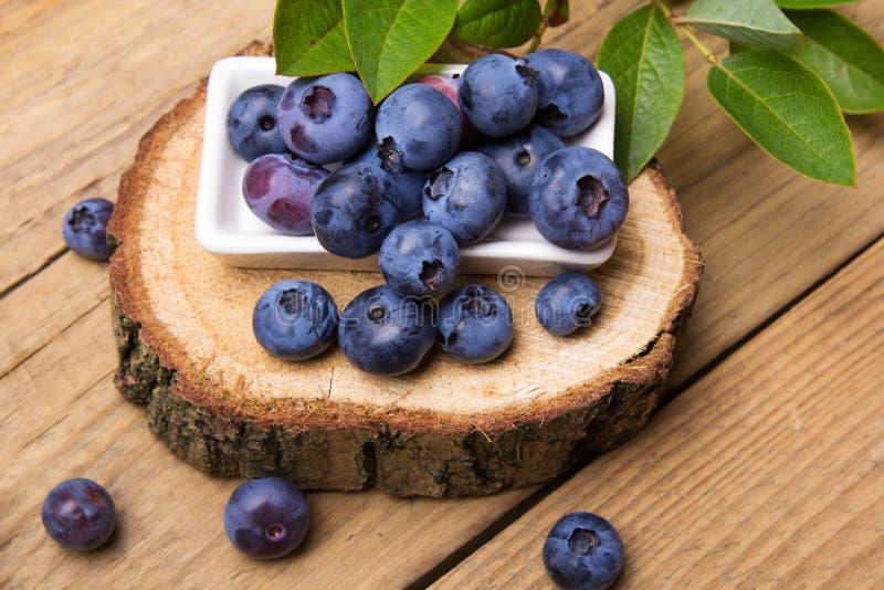 органическое еды голубик предпосылки свежее стоковая фотография