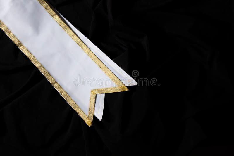 Орденская лента победителя для конкурса красоты торжества госпожи стоковое фото