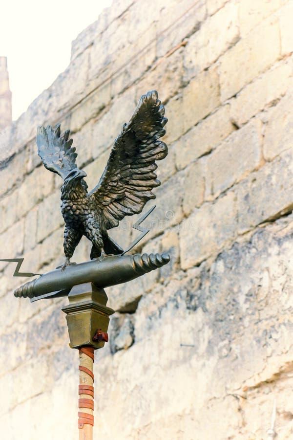 Орел римской империи стоковое фото