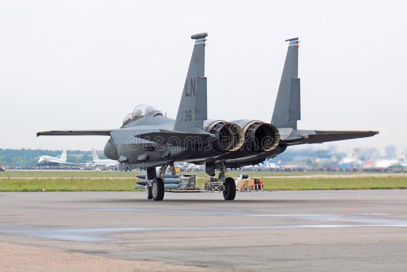 Орел F-15 стоковые фото