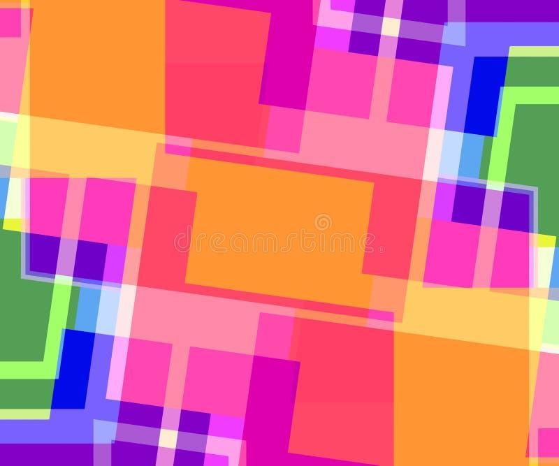 оригинал абстрактной предпосылки цветастый бесплатная иллюстрация