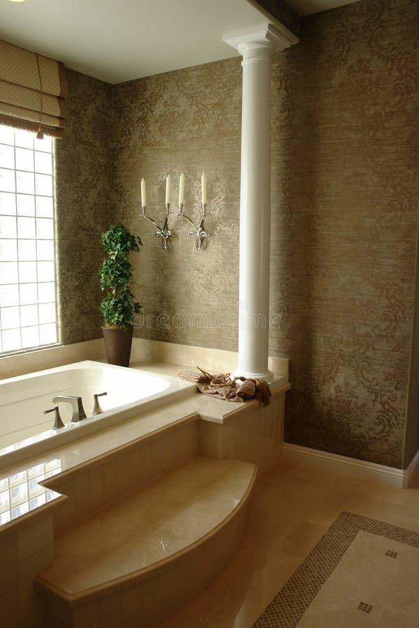 оригинал роскоши ванны стоковое фото rf