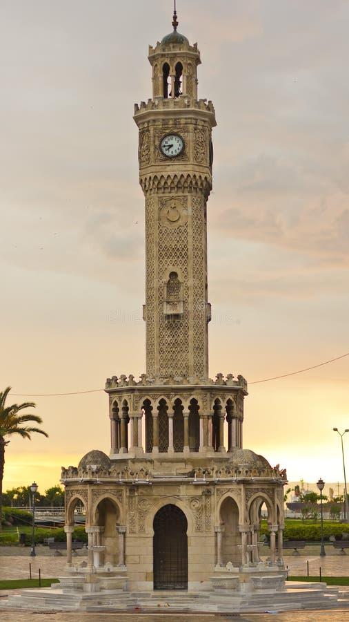 Ориентир ориентир Izmir стоковая фотография