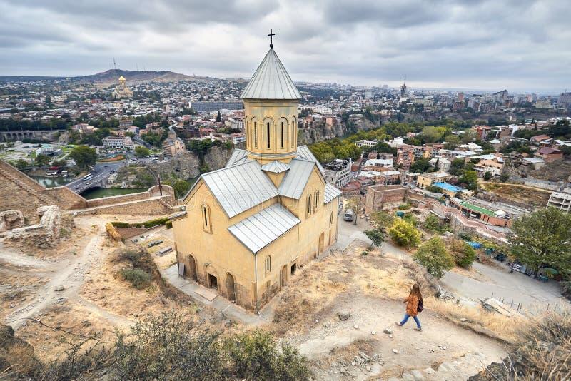 Download Ориентир ориентир Тбилиси известный Стоковое Изображение - изображение насчитывающей напольно, прописно: 108431413