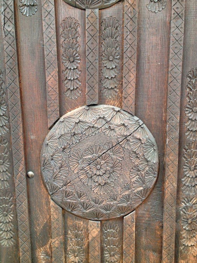 орнаментируйте деревянное стоковое изображение rf