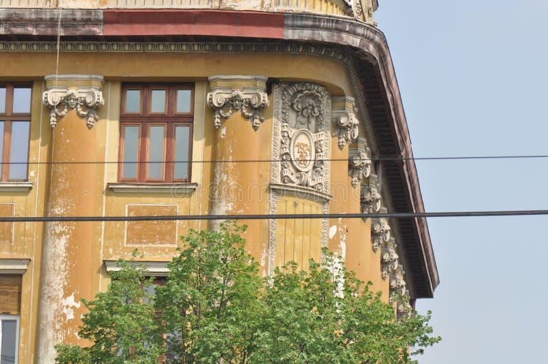 Орнаменты от старого дома стоковое фото rf