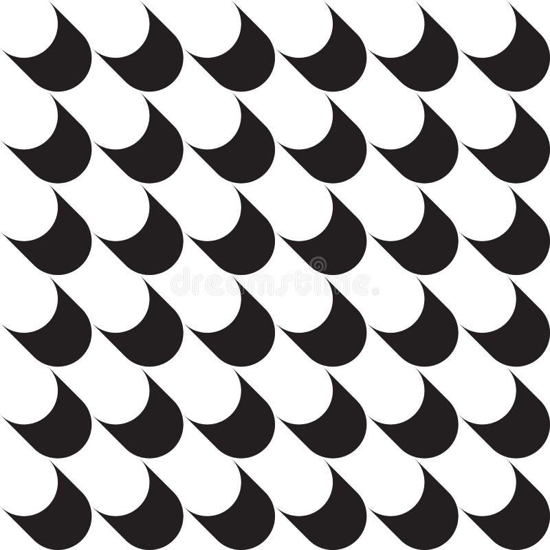 Орнамент классики картины вектора безшовный геометрический иллюстрация вектора