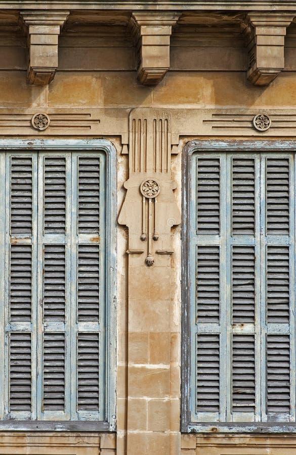 орнамент стиля Арт Деко стоковая фотография