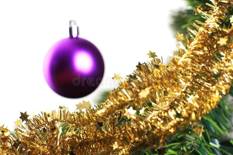 орнамент украшений рождества стоковая фотография