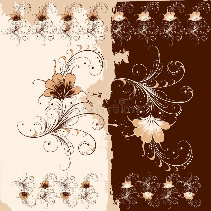орнамент цветка бесплатная иллюстрация