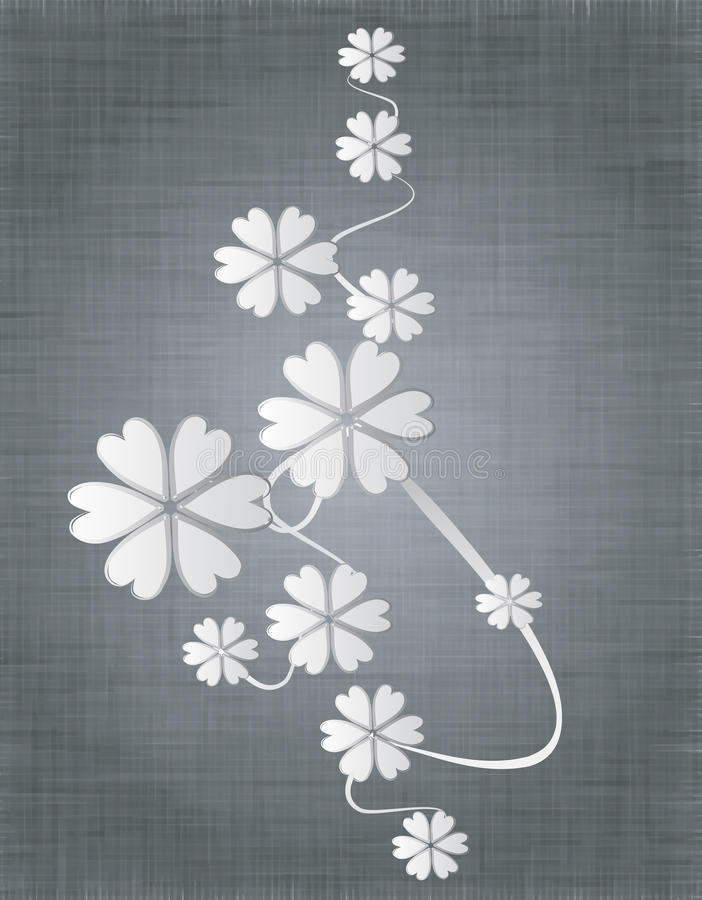 Орнамент цветка стоковое фото rf