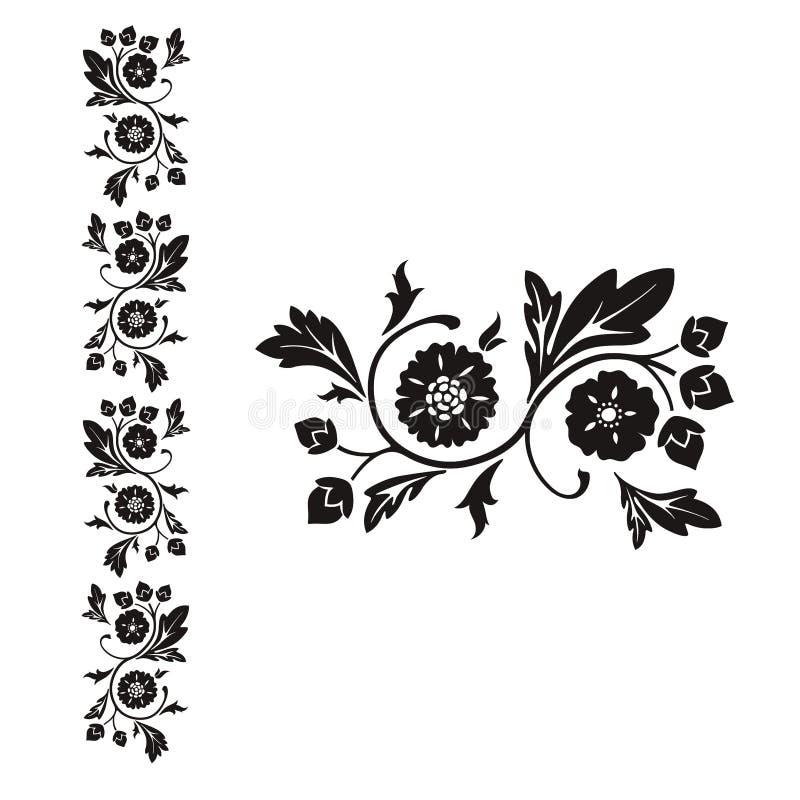 орнамент элемента стоковое изображение rf