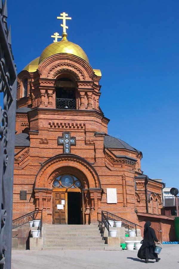 ортодоксальность церков стоковое фото rf