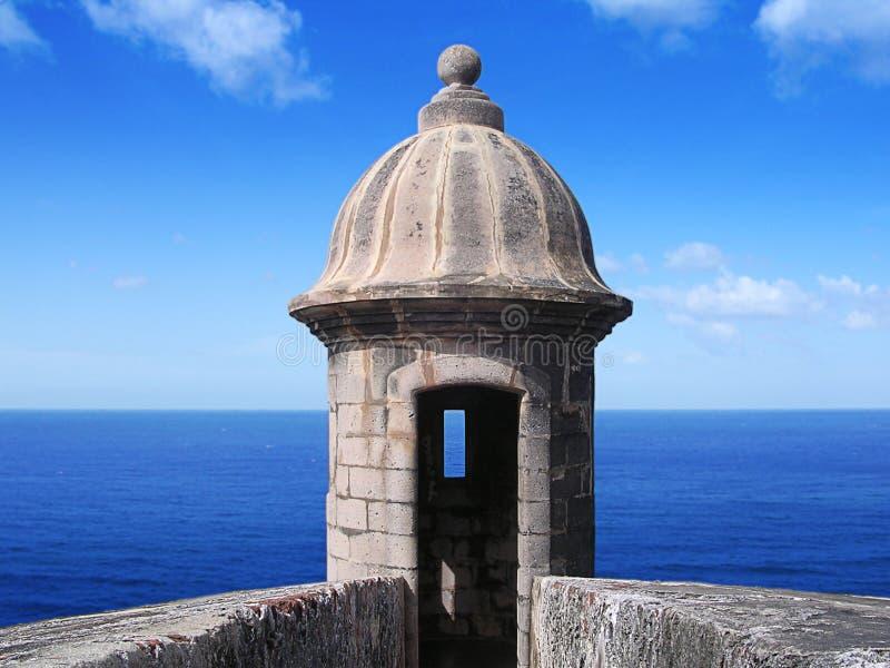 орудийная башня стоковые фото