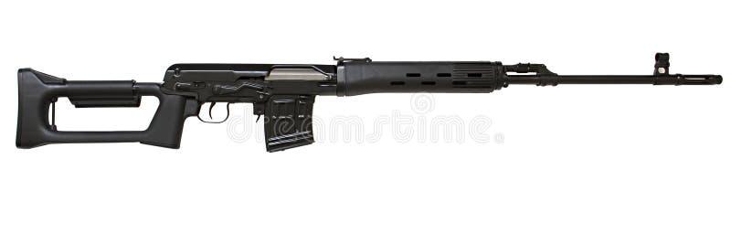 Оружие снайперской винтовки Dragunov стоковые изображения