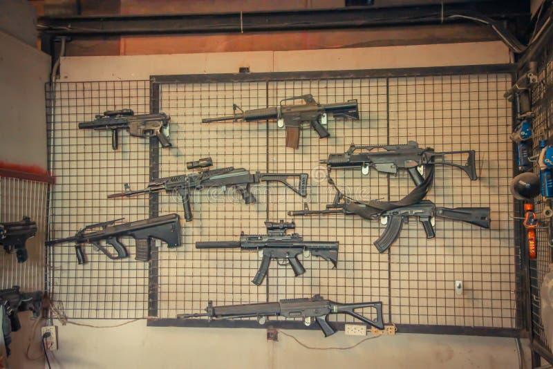 Оружие BB стоковое изображение