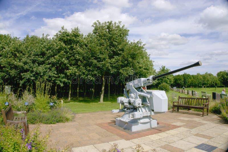 Оружие Bofors стоковые изображения
