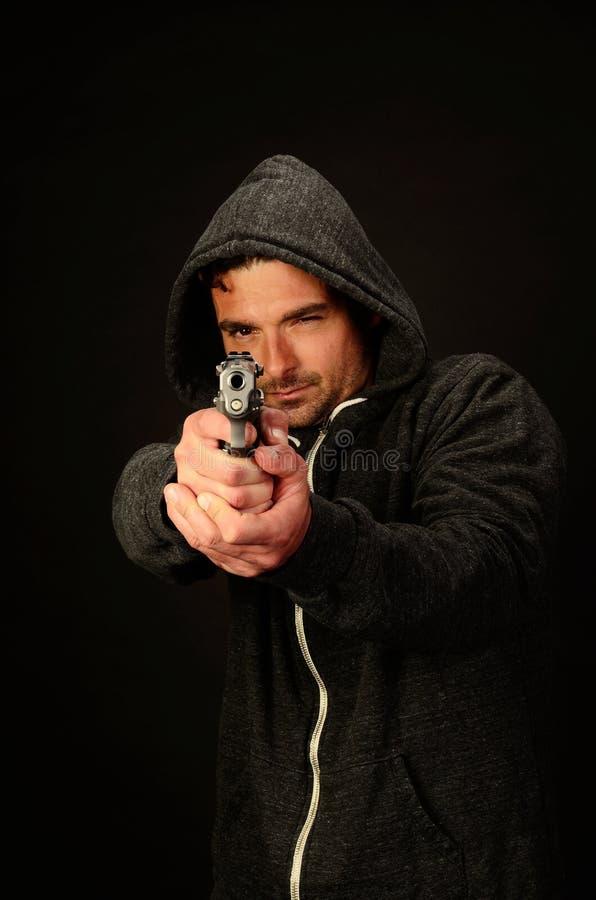 Оружие Richie стоковое фото rf