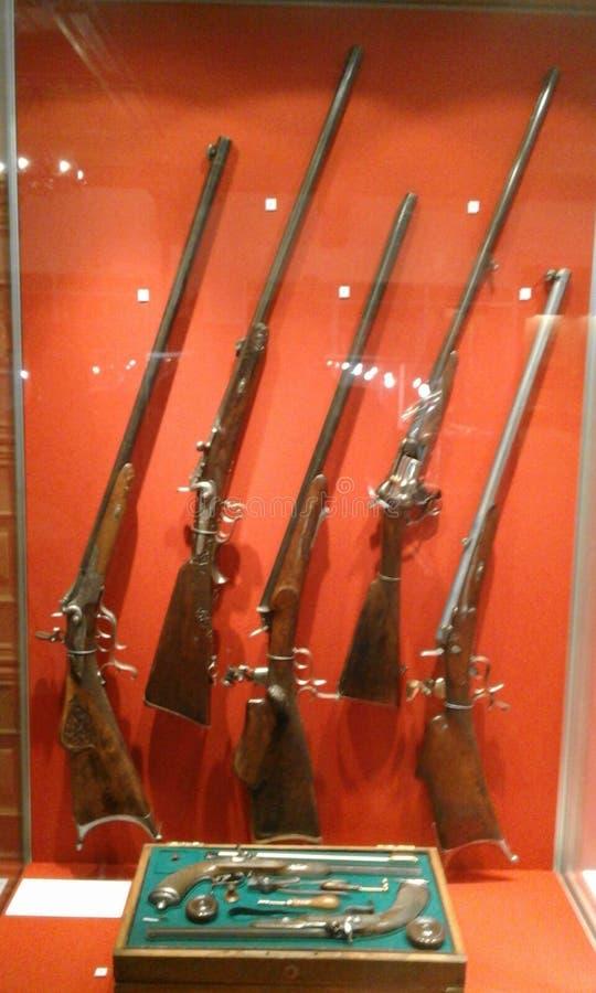Оружия музея стоковое изображение