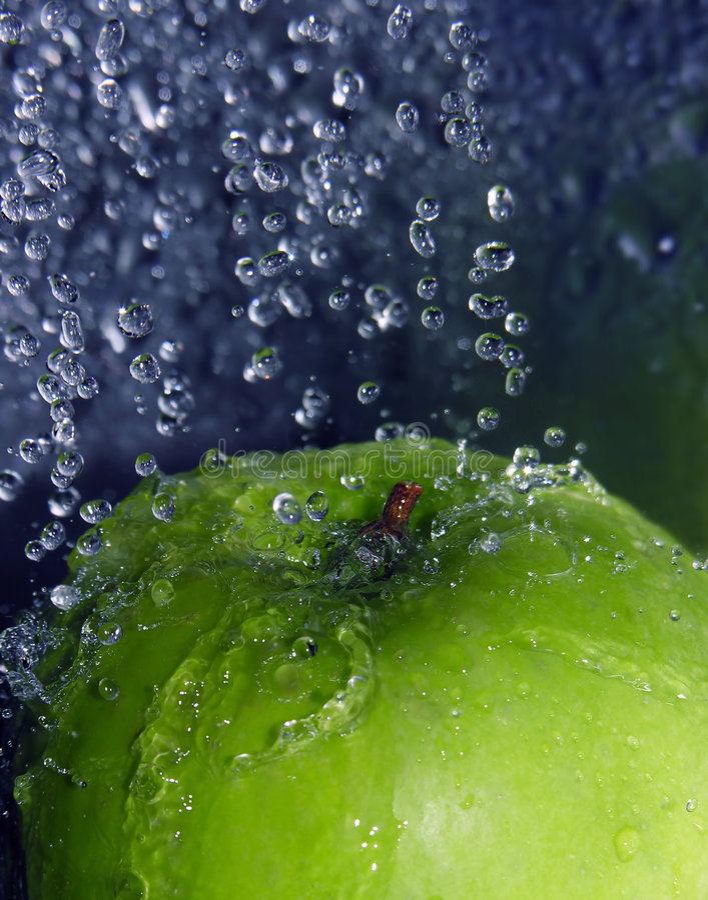 освежать яблока стоковые фотографии rf