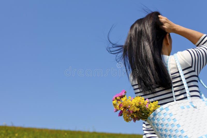 Освежая весна стоковое фото rf