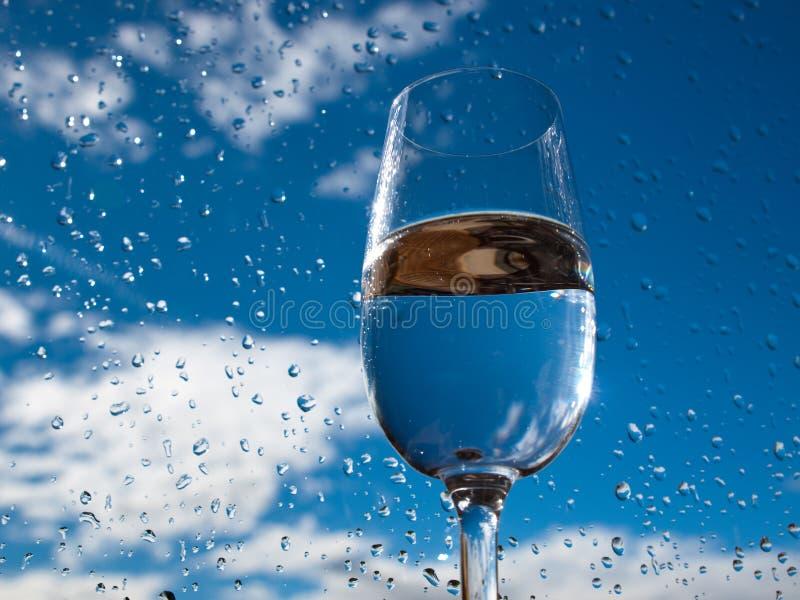 освежая вода стоковое изображение