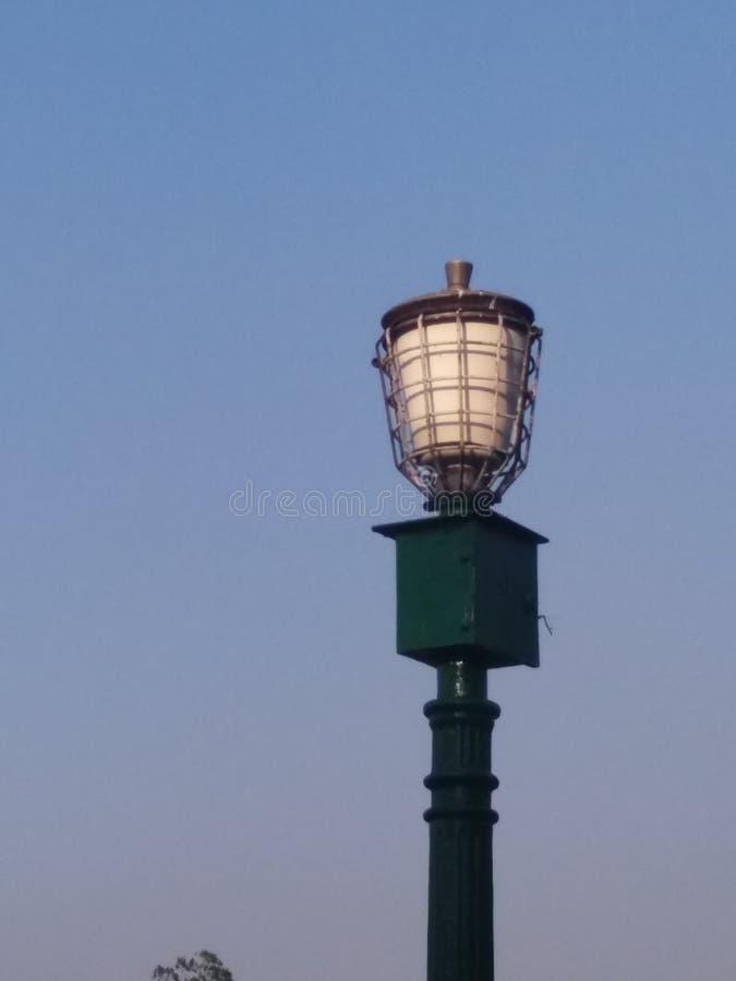 Осветите вверх высоко стоковое фото