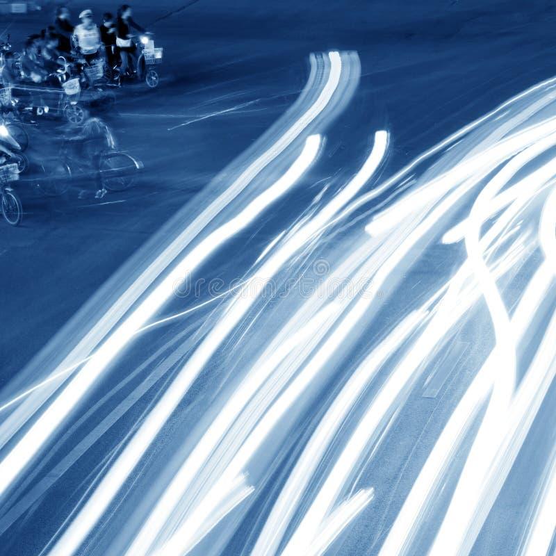 осветите тропки стоковое изображение
