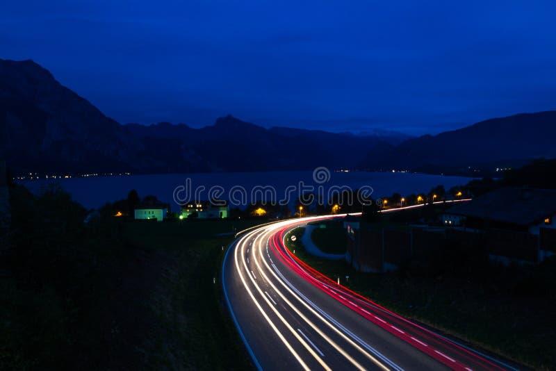 Осветите тропки стоковая фотография
