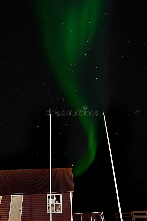 освещает северную стоковые изображения rf