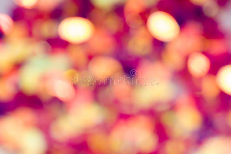 освещение абстрактной предпосылки расплывчатое стоковая фотография rf