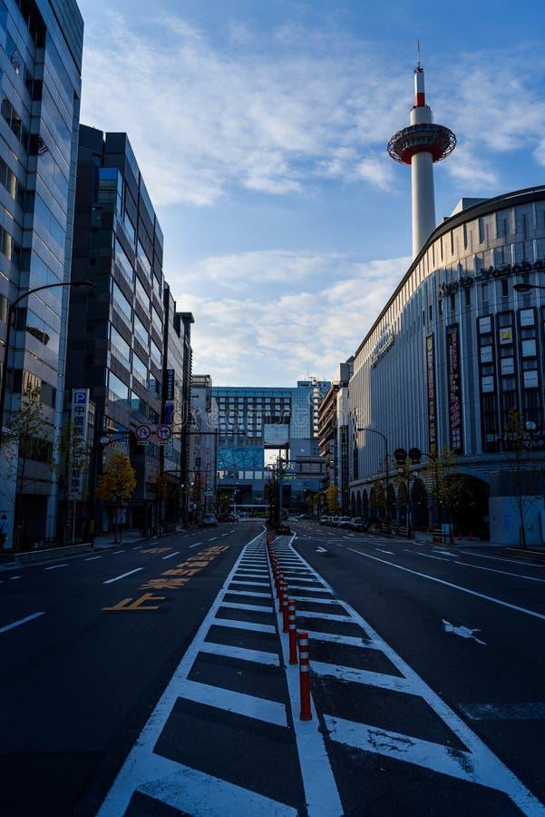 Осень Киото стоковая фотография rf