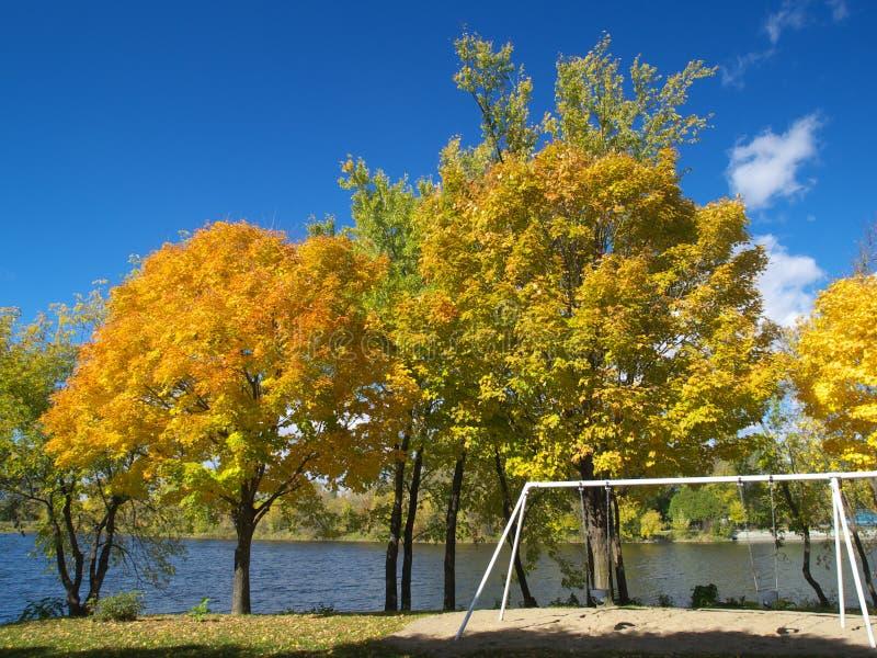осень красивейшая стоковое изображение rf