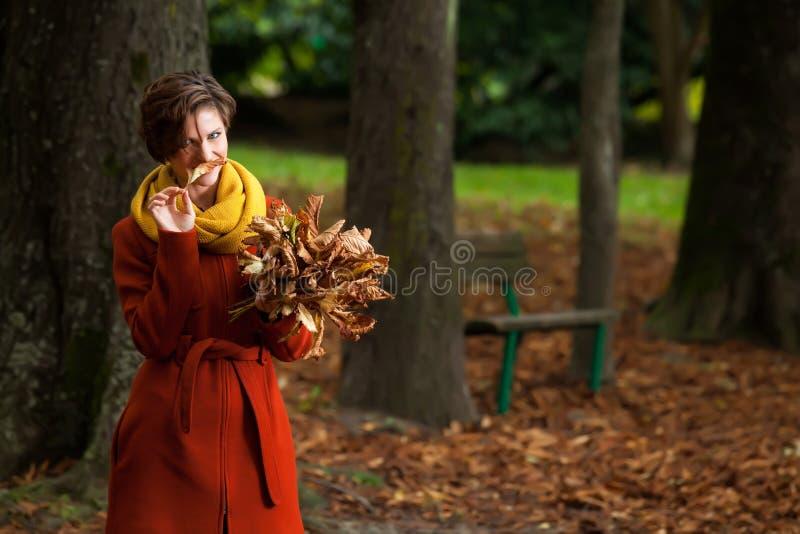 Осень моды стоковое изображение