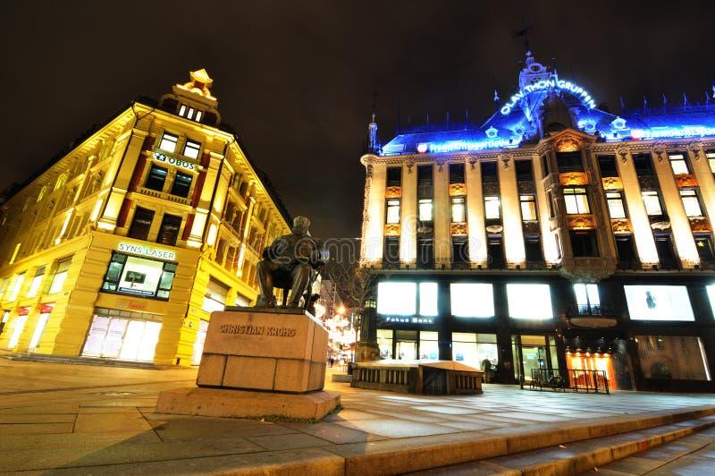 Осло, Норвегия стоковые фото