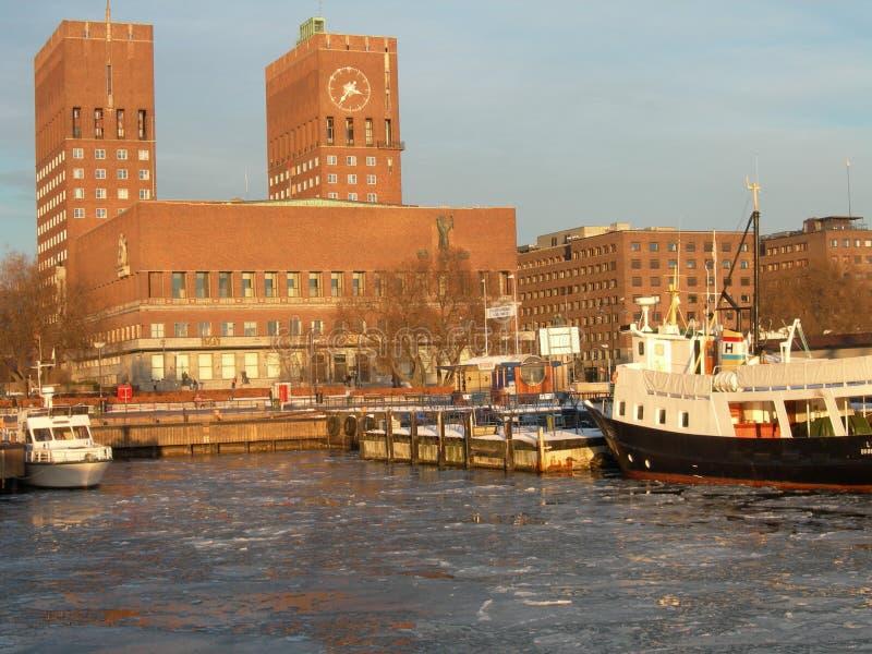 Download Осло стоковое изображение. изображение насчитывающей море - 487139