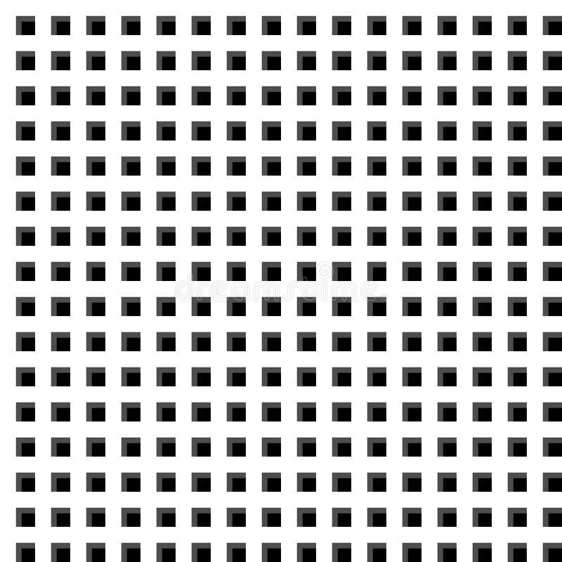Download Основная решетка, картина сетки с тенью Плавно Repeatable Patt Иллюстрация вектора - иллюстрации насчитывающей royalty, monochrome: 81803827