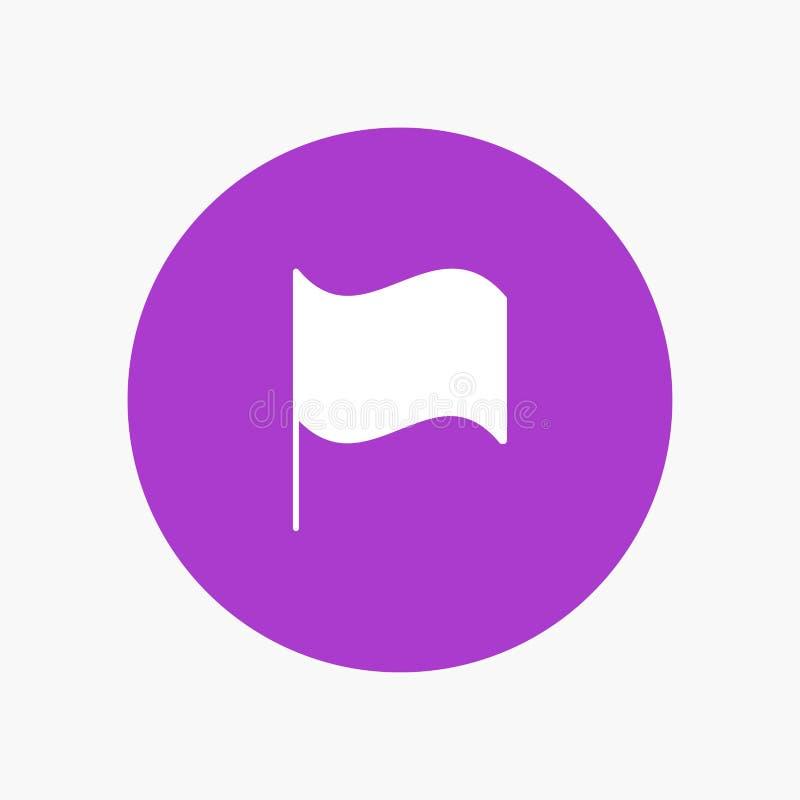 Основной, флаг, Ui иллюстрация вектора