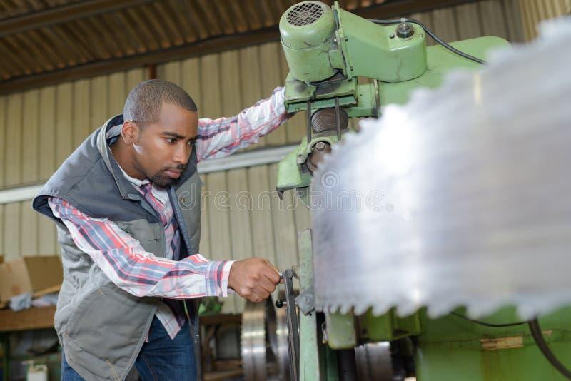 Остановка на фабрике стоковое изображение